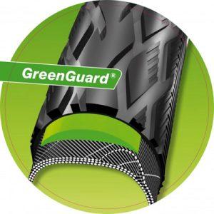 greenguard pneu Schwalbe